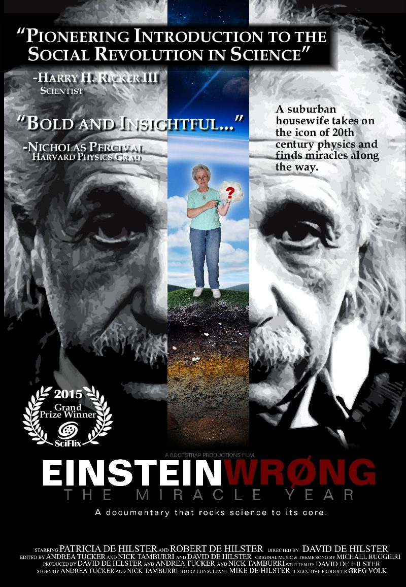 Einstein Wrong